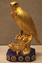 Pékin : Musée National (Maillekeule) Tags: chine china pekin beijing musee museum national cadeau roi king saudia arabie saoudite abdul aziz faucon