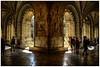 Monasterio Los Jeronimos - Lisboa (mgarciac1965) Tags: people city light lisboa lisbon portugal losjeronimos monasterio art estilomanuelino old nikon d5200 nikond5200