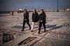 Striding out in Blackpool (Oregami) Tags: blackpool comedycarpet streetphotography three powerwalking striding stphotographia