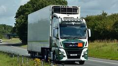 GB - Healthcar Environmental MAN TGX XXL (BonsaiTruck) Tags: healthcare einvironmental man tgx lkw lastwagen lastzug truck trucks lorry lorries camion camiones
