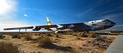 Balls 8 (Jays and Jets) Tags: plane airplane jet bomber b52 boeing edwardsafb buff nasa desert stratofortress
