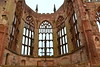Ruins of Coventry Cathedral,  Coventry (Manoo Mistry) Tags: nikon nikond5500 tamron18270mmzoomlens coventry birminghampostandmail lamp lamppost cobblestreet cobbeled cobbeledstreet church ruins 2coventry cathedralcoventry cathedral