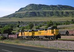 Kennecott Copper Vista Cab GP39-2s (jamesbelmont) Tags: kennecottcopper emd gp392 vistacab arthur magna utah copper ore railway