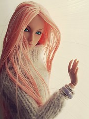 Pink and cozy (Kya80) Tags: eden ooak nuface neverordinary
