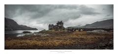 Eilean Donan Castle VII (Passie13(Ines van Megen-Thijssen)) Tags: eileandonancastle highlands schotland schottland scotland castle burg landscape canon cinematic inesvanmegen inesvanmegenthijssen