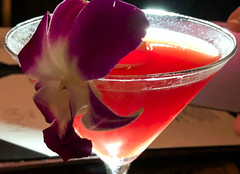 Watermelon Chili Martini (Bill in DC) Tags: hi hawaii kauai princeville hotels stregisprinceville restaurants kauaigrill drinks 2018 food