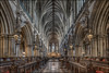 Lichfield Cathedral 14 (Darwinsgift) Tags: lichfield cathedral nikkor pc e 19mm f4 tilt shift interior hdr