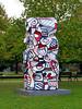 Frieze, London, England, 2016 (duaneschermerhorn) Tags: art artwork artist exhibition gallery galleries museum sculpture outdoorsculpture outdoorart publicart regentspark