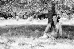 Gen Reflections_0135 (Russ Dixon Photography) Tags: russdixon russdixonphotography model portrait portraitphotography newplymouth newzealand taranaki conceptual infrared ir monochrome mono bw blackandwhite fujixe1