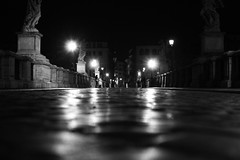 Ant POV (Diego Menna) Tags: ant pov diegomenna roma rome blackwhite ponte bridge
