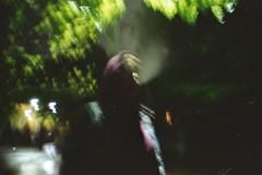 (ニノ Nino) Tags: kodak color plus 200 street night streets light shadows 35mm 35 mm film analog analogue photography