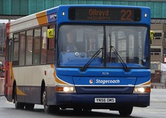 Barnsley (Andrew Stopford) Tags: yn56oms adl pointer dart stagecoach barnsley