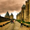 France - Carcassonne (olivierurban) Tags: carcassonne france cîté remparts canoneos60d efs18135mmf3556is