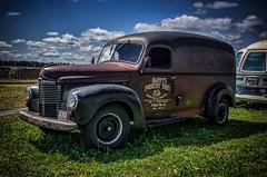 INTERNATIONAL KB.3 (Peter's HDR-Studio) Tags: petershdrstudio hdr classiccar international oldtimer vintage klassiker transporter auto