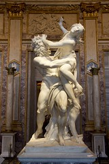 The Rape of Proserpina (ramosblancor) Tags: humanos humans arte art escultura sculpture historia history mito myth mármol marble fuerza power strength therapeofproserpina elraptodeproserpina perséfone hades bernini galeríaborghese galleriaborghese museo museum roma rome italia italy