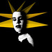 Forever Knight - Janette DuCharme Art Deco - Low Poly Yellow Rays
