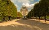 Central perspective (damar47) Tags: paris parigi french france francia park garden trees pentaxart pentax pentaxian pentaxk30 colori warmcolors beautifullight