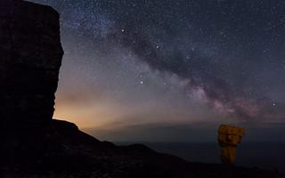 Moonlit Rock