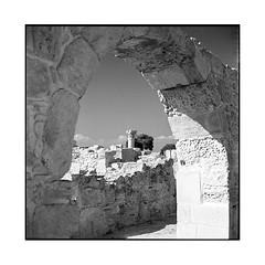 arch • kourion, cyprus • 2017 (lem's) Tags: arch arche ruin ruine antique antic cyprus chypre minolta autocord kourion