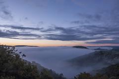 Sierra de Andujar - Spain (wietsej) Tags: sierra de andujar spain rx10 rx10m4 sunrise fog mist mountain sony iv