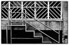 . (robbie ...) Tags: angles bars tubes geometry black white bw monochrome iran middle east tehran