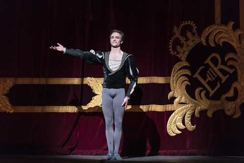 Cast change: Matthew Ball to dance in <em>Giselle</em> on 9 March 2018