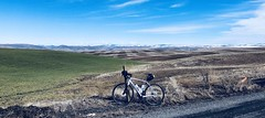 Checkpoint Charile Maiden Voyage Ride (Doug Goodenough) Tags: bicycle bike cycle pedals spokes trek checkpoint sl5 sl 5 carbon fiber grey black gravel grinding lewiston idaho winter sunny sun 2018 18 march drg531 drg531p drg53118p