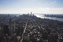 New York (Benedikt VII) Tags: kitlens grosstadt manhattan skyline newyork usa aussicht überblick view overview photo foto reisen reise travelling travel 2870mm sonyalphaa7