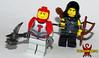 TAFFER! (Saber-Scorpion) Tags: lego minifig minifigures minifigure moc brickwarriors brickarms thief garrett darkproject deadlyshadows hammerite