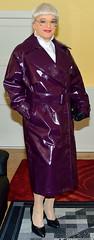 Ingrid025821 (ingrid_bach61) Tags: coat mantel ruffledblouse rüschenbluse