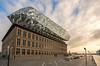Port House in Antwerpen (frankwinkler1969) Tags: hafen haus port antwerpen belgien wasser himmel