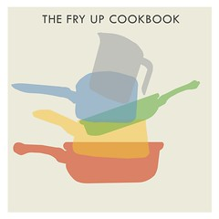 Cookbook Concept Cover (hutchinsonmilo1) Tags: book cover cookbook redesign fry up fried cooking food