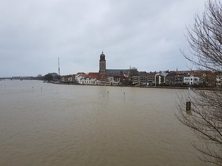 Deventer hoog water januari 2018 (24)
