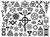 34 TXlzdGljIFN5bWJvbHMgU2V0IDYtYS5qcGc= (aegis2.0) Tags: pentagram pentacle symbol sign hieroglyphics pictogram elements magic witchcraft sorcery wizardry mystic occult medieval freemasonry order satan diabolic alchemy astrology mystery esoterica ancient egyptian culture quintessence essential omniscience caduceus hermes amulet stamps knot talisman eye serpent dragon chronometer cross ornament round triangle chart tattoo fleurdelys rose triquetra triskelion key labrys
