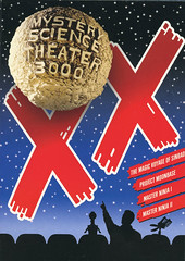 MST3K-Volume-XX (Count_Strad) Tags: movie cover art coverart drama action horror comedy mystery scifi vhs dvd bluray mst3k mysterysciencetheater3000