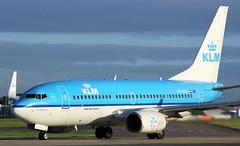 PH-BGO (AnDyMHoLdEn) Tags: klm 737 skyteam egcc airport manchester manchesterairport 23l