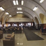 Chicago Illinois - The Auditorium - Top Floor - Former Dining Area - Now Library thumbnail