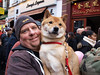 Best Friends (alexfossett) Tags: throwback thursday tbt chinese new year 2017 chinatown london akita doge much wow such cool one earlier same dog pooch pupper woofer fluffer doggo woofie woofy lewoof olympus e450