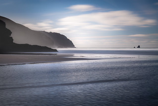 Headland Layers ( colour ), Perran Sands