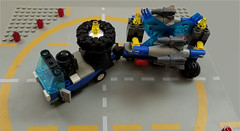 Classic Rover (infrapinklizzard) Tags: lego moc febrovery classicspace rover