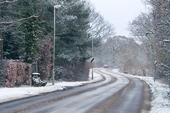 Unusually Snowy Weather (nickcoates74) Tags: 55210mm 2018 a6300 beastfromtheeast chorley eccleston february ilce6300 lancashire newlane sel55210 snow sony winter uk