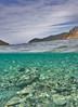 British Virgin Islands (Jwaan) Tags: bvi britishvirginislands aboveandbelow underwater abovewater green aqua blue fish westindies caribbean ocean