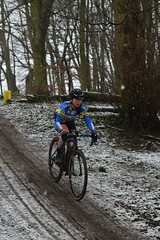 DSC_0172 (sdwilliams) Tags: cycling cyclocross cx misterton lutterworth leicestershire snow