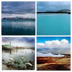 On This Day: 24 January 2016 (FotoFling Scotland) Tags: iceland reykjavik blue lagoon