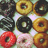 04 / 52 : 4 (Randomographer) Tags: 52weeks doughnut sprinkles sugar delicious fried frosting tasty fattening unhealthy food chocolate glazed box breakfast 52 4 indulgent treat pleasure