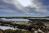 Salinas de Ibiza (ibzsierra) Tags: salinas saltwork cielo azul blue sky naturaleza nube cloud parquenatural baleares canon 7d 1740usm