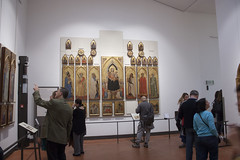 Uffizi - Florence (rfzappala) Tags: europe europa italy italia tuscany toscana 2016 florence firenze uffizi gallery museum