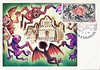 Serie Monaco 1969 zu Hector Berlioz: La Damnation de Faust (ulrichzeuner) Tags: goethe faust briefmarken