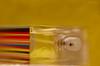 striped bottle 11/100x 2018 (sure2talk) Tags: stripedbottle macromondays inabottle glass bottle cologne spray 100xthe2018edition 100x2018 image11100 nikond7000 lensbaby lensbabycomposerpro lensbabylove sweet50optic macroconverter 8mm macro 100shotswithalensbaby 11100x2018 shallowdof