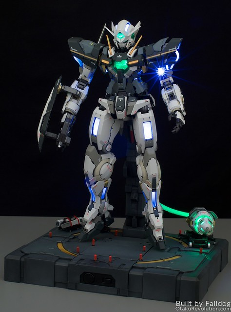 PG Exia - Completed Build 12 by Judson Weinsheimer